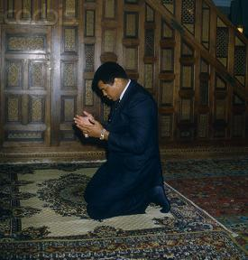 Muhammad Ali's Perspective On The Existence Of God [VIDEO]