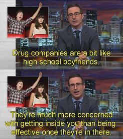drug company fail