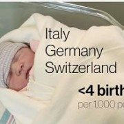Why Does America Have Such High Teen Birth Rates Compared To Germany? [VIDEO]