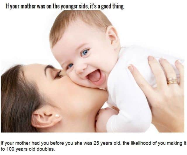 young mother fact