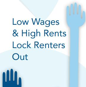 Increasing Rent Prices Drive People Living In Poverty Further Away From Decent Accomodations