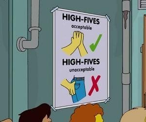 funny simpsons quote