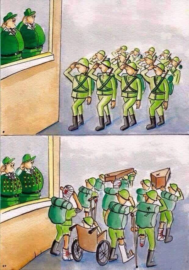 army fraud and destruction