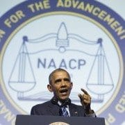 Here Are Some Key Issues Obama Handed Out At The NAACP Conference [VIDEO]