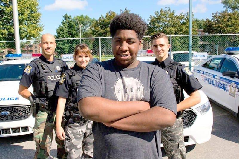 Malyk Bonnet w cops