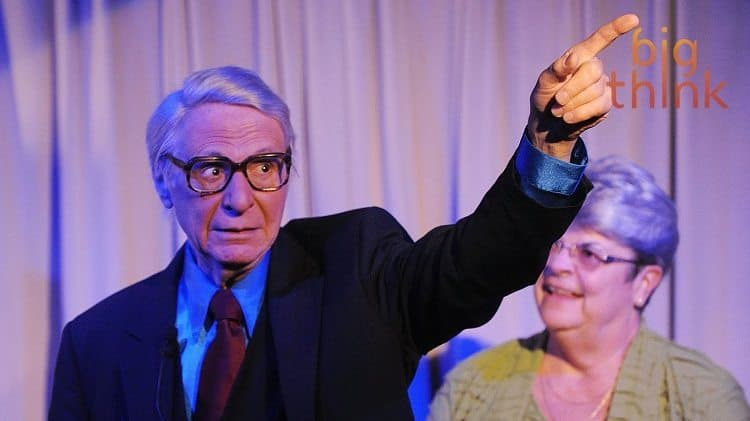 The Amazing Kreskin Touches On The Importance Of Positive Thinking [VIDEO]