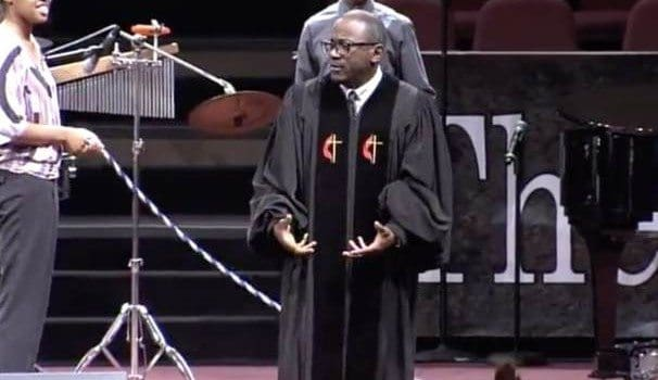 Pastor Rickie G. Rush Is Here For Your Sunday Sermon
