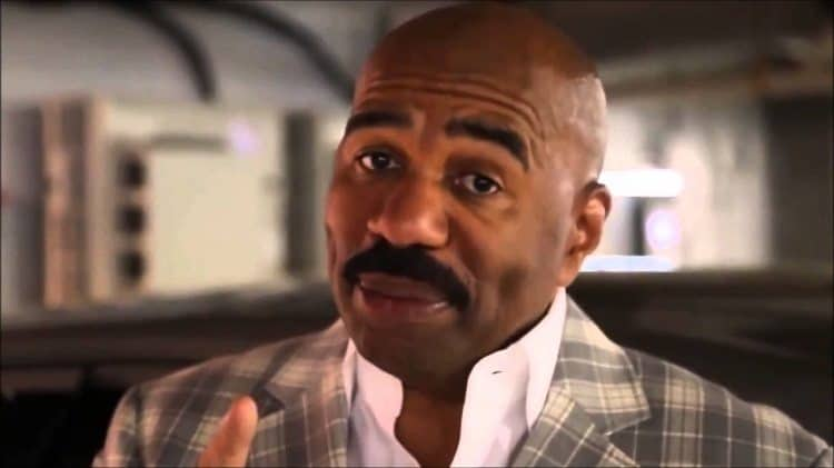 Steve Harvey Lights A Fire In The Hearts Of His Audience This Week