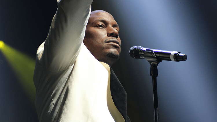 Tyrese Takes Some Time To Express Himself And It's Powerful