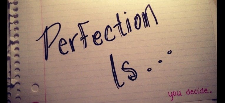 Is There A Chance You Are A Perfectionist? – Infographic