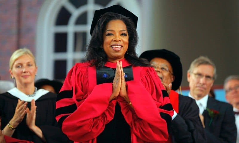 i wish you love and peace - oprah