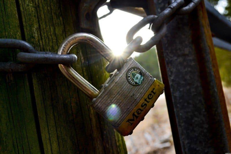 safe locking