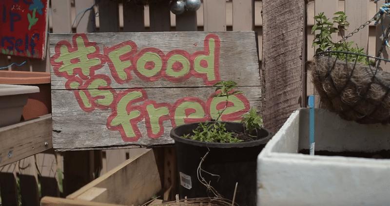#foodisfree