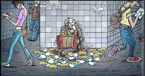 art collective homeless