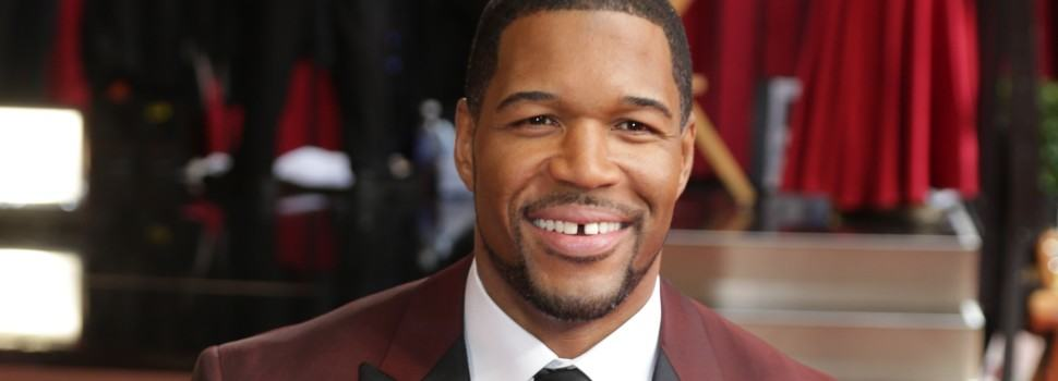 Here's A Beauty Of A Perspective From Michael Strahan [VIDEO]