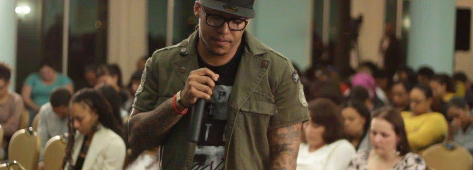 Trent Shelton Reminds You That Not Everyone Is Welcome In Your Life For A Reason [VIDEO]