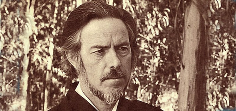 let go - alan watts