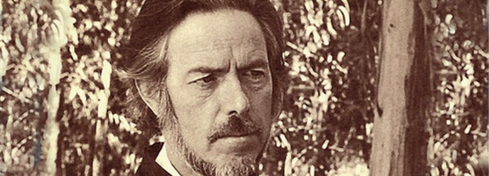 Alan Watts Preaches Some Truth Tonight About Letting Go [VIDEO]