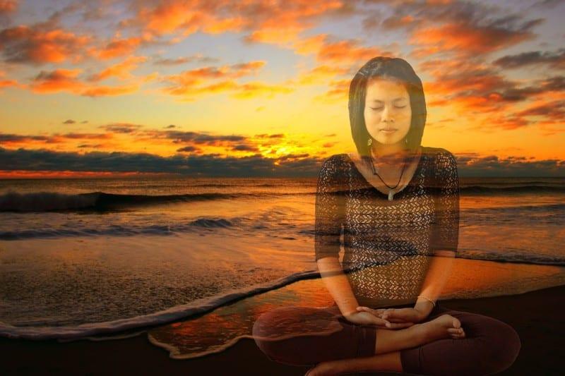 TM meditation zen guide