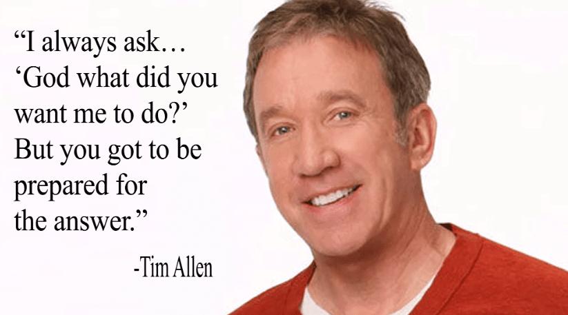 Mr.Allen - God