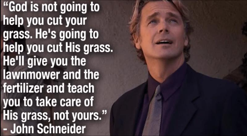 Mr.Schneider - God