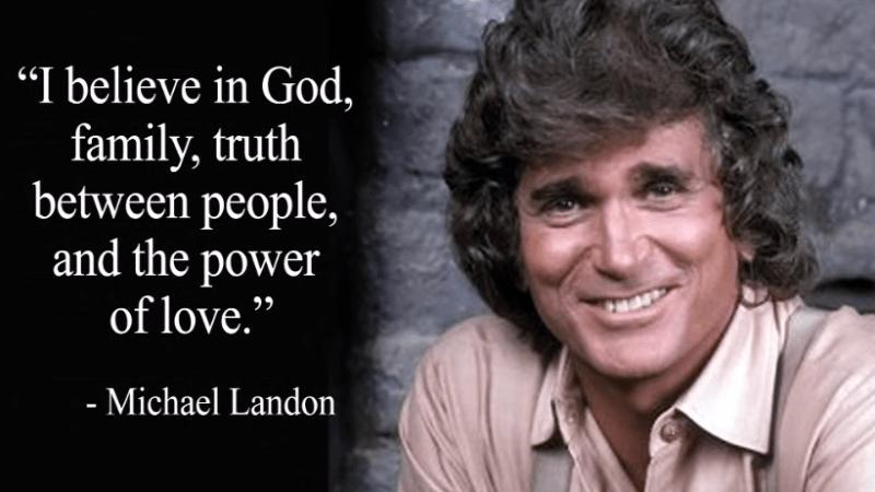Mr.Landon - God