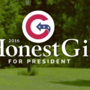 New Entry In The Presidential Election  – Vote For Honest Gil [VIDEO]