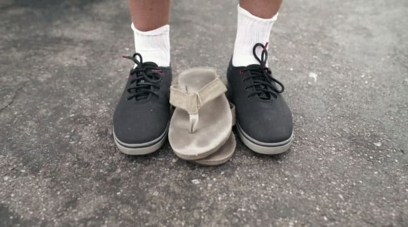 the sneaker saint