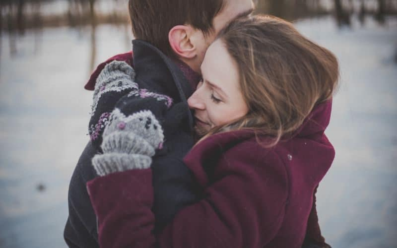 Could A Simple Hug Be What Separates You From Success And Failure ?