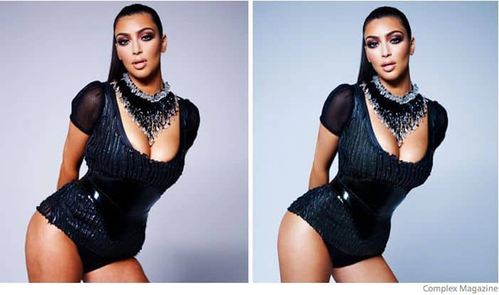 fake celebrities and photoshop distortion - 10
