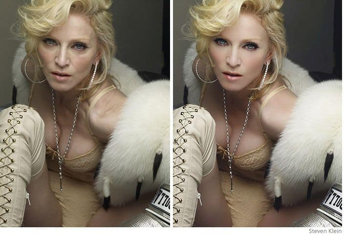 fake celebrities and photoshop distortion - 7