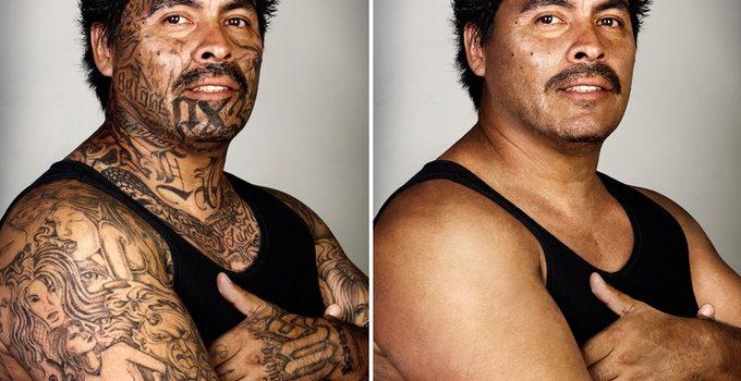 These Ex-Gang Members Look Beyond Their Tattoos [VIDEO]