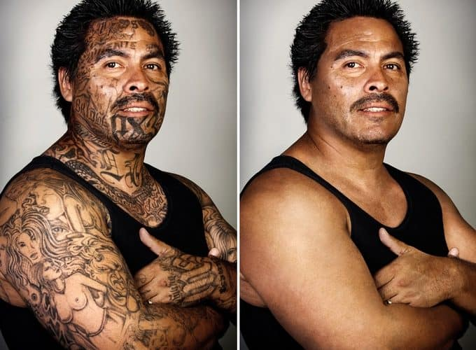 These Ex-Gang Members Look Beyond Their Tattoos [VIDEO]