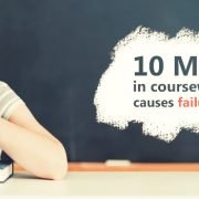 10 Mistakes In Coursework Writing That Causes Failure For Student