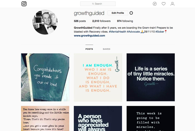 Instagram - GrowthGuided.com