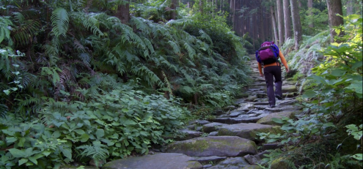 One Woman's Path To God In Japan